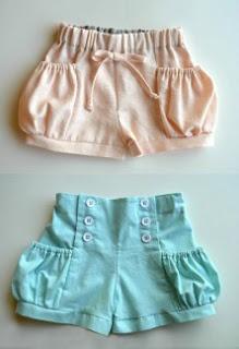 Flip This - Bubble Pocket Shorts