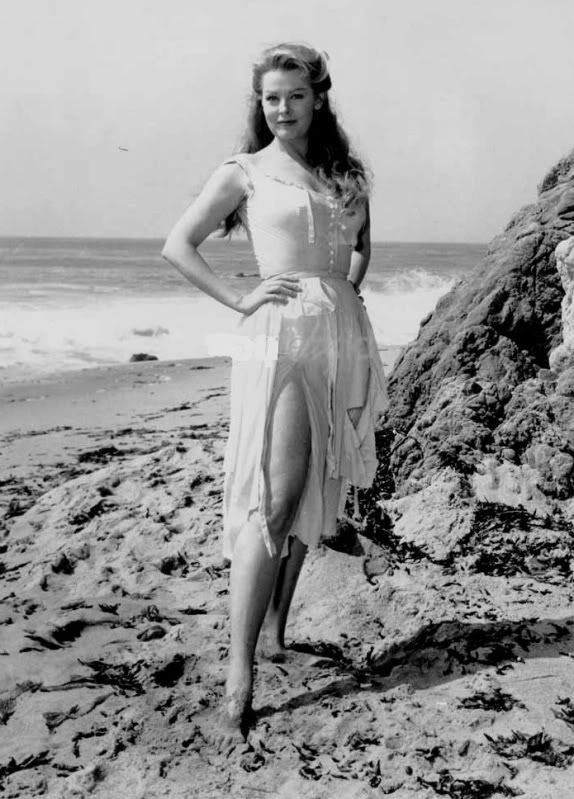 """Arlene Dahl  """"Journey to the Center of the Earth"""""""