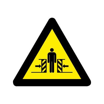 Fare for kvæstelser - Køb Advarselsskilte online nu