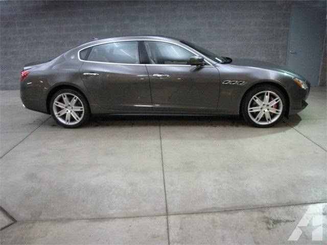 2015 Maserati Quattroporte S Q4 Price On Request