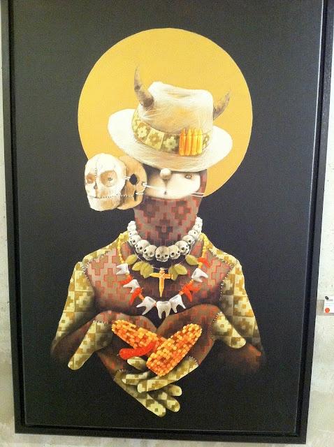 a Chilian artist=Inti