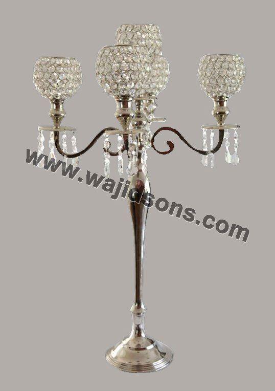 Crystal Candelabras For Sale Used