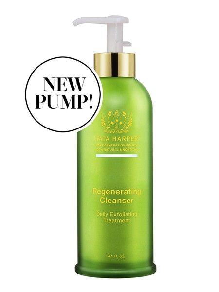 Regenerating Cleanser | 100% Natural Daily Exfoliating Cleanser | Antiaging Skincare - Tata Harper Skincare