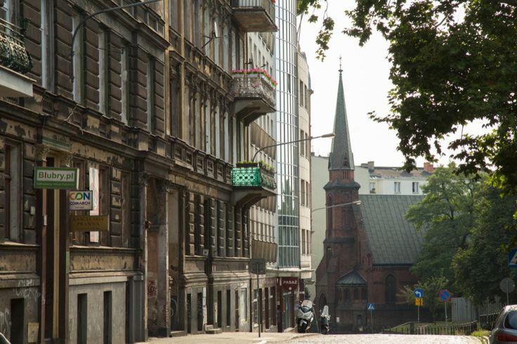 Poznan Poland, ul.Ogrodowa [fot.Poznan  Film Commission]