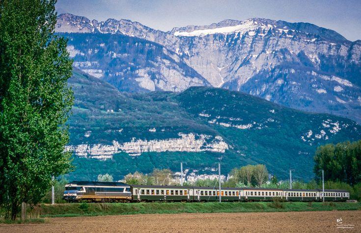 8516 Grenoble - Valence à Moirans (38)   par rce038