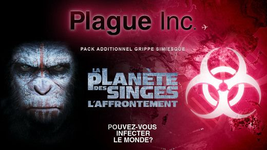 Planète des Singes - Plague Inc