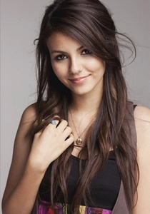 Victoria Justice (Victorious, ICarly, Zoey 101) Vic was in 2 things for ICarly I Party Wirth Victorioucs and Ifight Shelby Marx