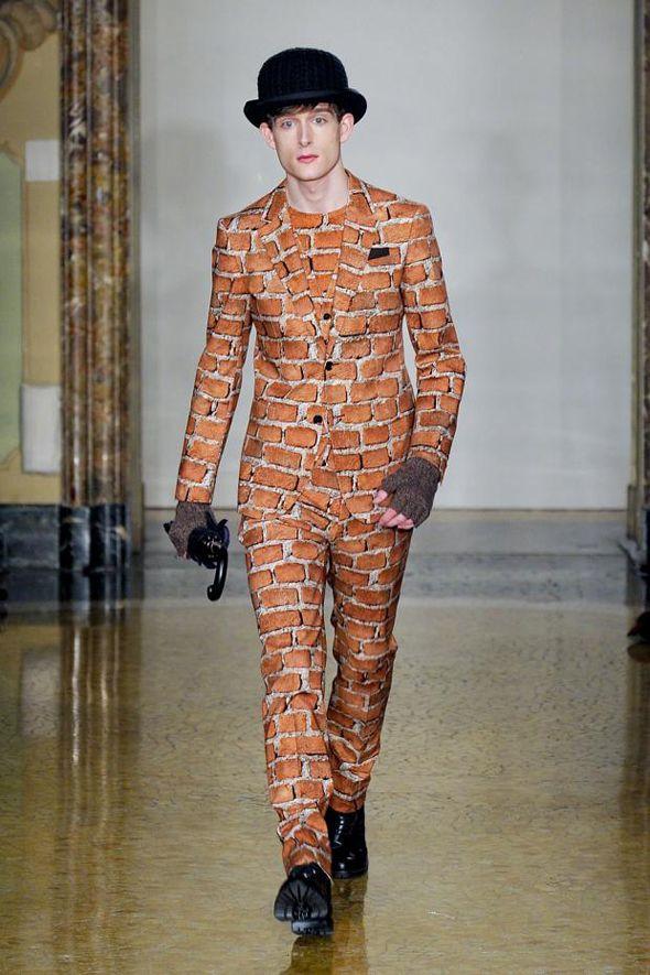 Digital | Moschino Menswear A/W 12