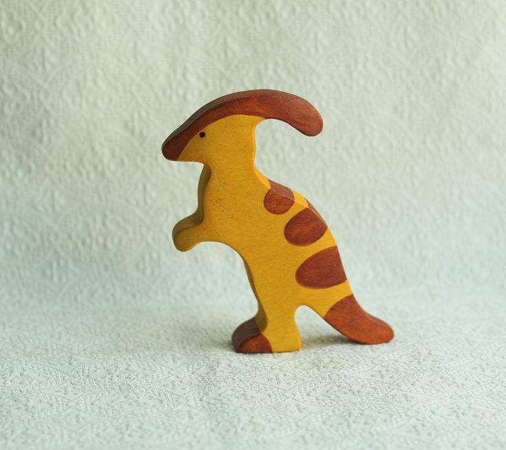 Wooden Dinosaurs Toy Animal toys Waldorf wooden toys Motor Skills Ecofriendly educational toys toddler gift by MikheevManufactory on Etsy