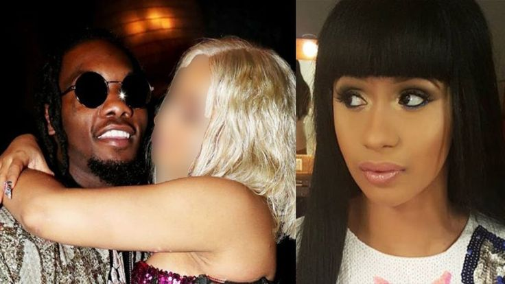 Offset Caught Cheating on Cardi B on Video, Also Videos from Cardi B are said to be Leaked Too - YouTube