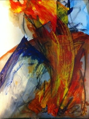 Late Night Abstract: 17 Feb 2013