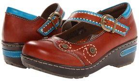 Spring Step - Sugarcane (Camel) - Footwear on shopstyle.com