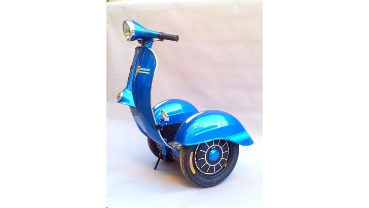 Awesome Selfbalancing EV + classic scooter for Sale