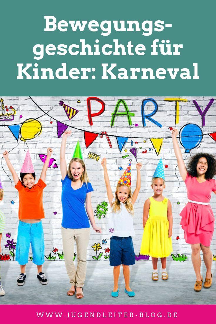 bewegungsgeschichte für kinder karneval › jugendleiter