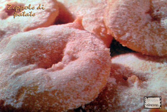 19 marzo, giorno dedicato alla Festa del Papà. Tra i dolci più conosciuti vi sono le Zeppole di patate.