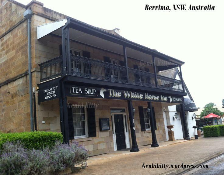 White Horse Inn, Berrima, NSW, Australia