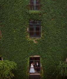 Chicago Wedding Venue: The Ivy Room at Tree Studios