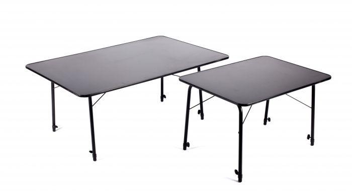KEVIN NASH BANK LIFE TABLE Un tavolo extra-rigido e pieghevole, con gambe regolabili per qualsiasi tipo di riva