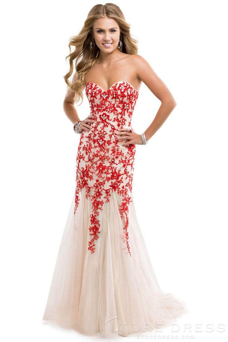 Mejores 126 imágenes de Prom en Pinterest | Moda de la fiesta ...