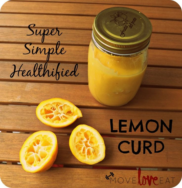 Tried and Tested: Healthier Lemon Curd Recipe