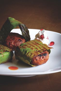 Cook at home Galouti kebabs recipe this Christmas by Chef Vivek Singh , a recipe on Food52