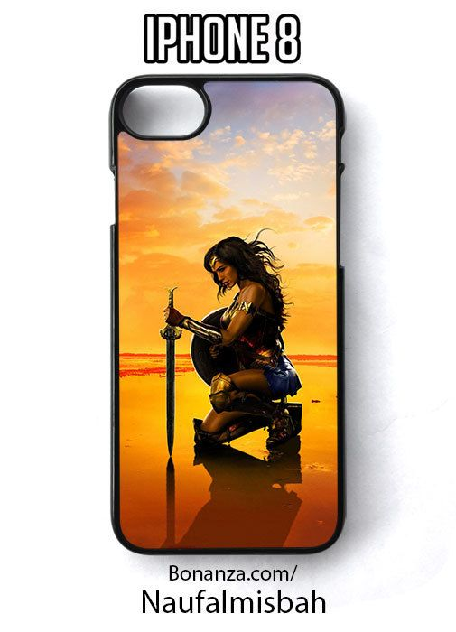 Diana Wonder Woman iPhone 8 Case Cover - Cases, Covers & Skins