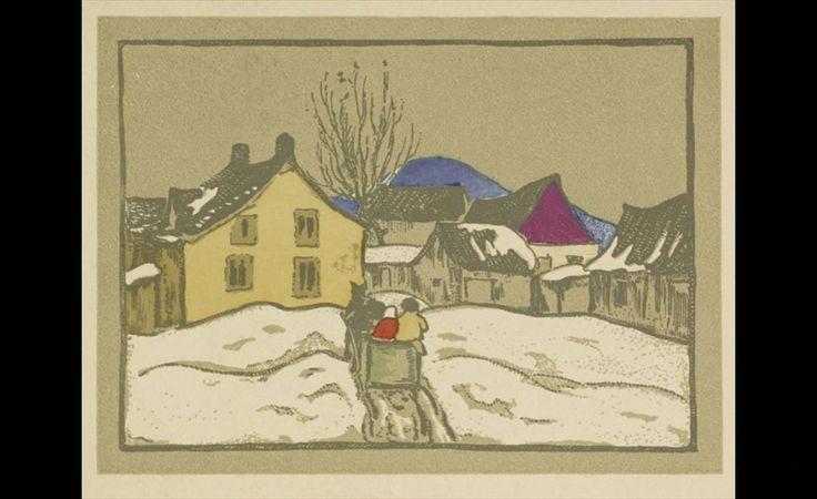 A.Y. Jackson (1882 1974), Greeting Card