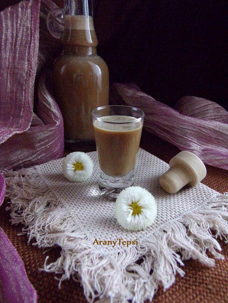 AranyTepsi: Cappuccino likőr