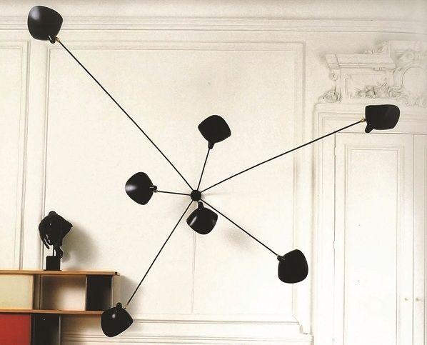 Lampade Serge Mouille: un must dell'illuminazione di design | Arredare con stile