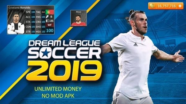 Dream League Soccer 2019 Mod Apk V6 13 Unlimited Coins Stamina In 2020 Game Resources Play Hacks Download Hacks