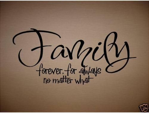 Family Is Forever Quotes Enchanting 115 Best Family Quotes ♥ Images On Pinterest  Gentle Parenting