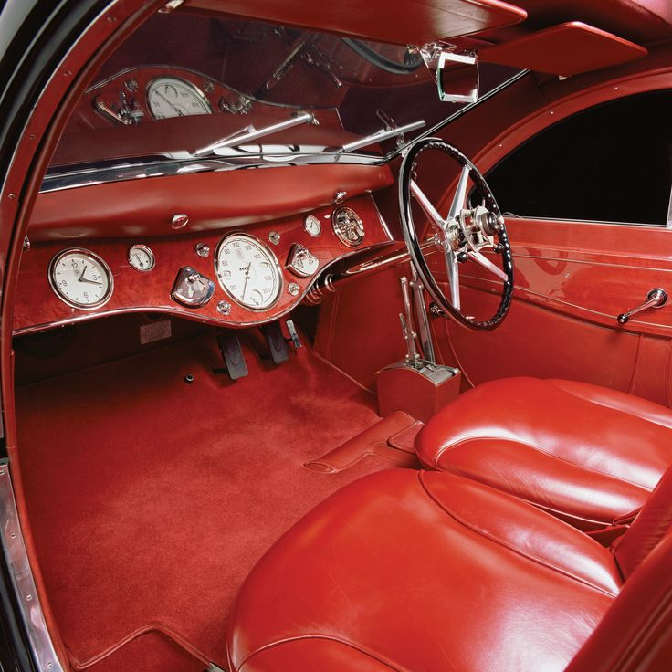 84 best vintage interiors images on pinterest vintage interiors car interiors and dashboards. Black Bedroom Furniture Sets. Home Design Ideas