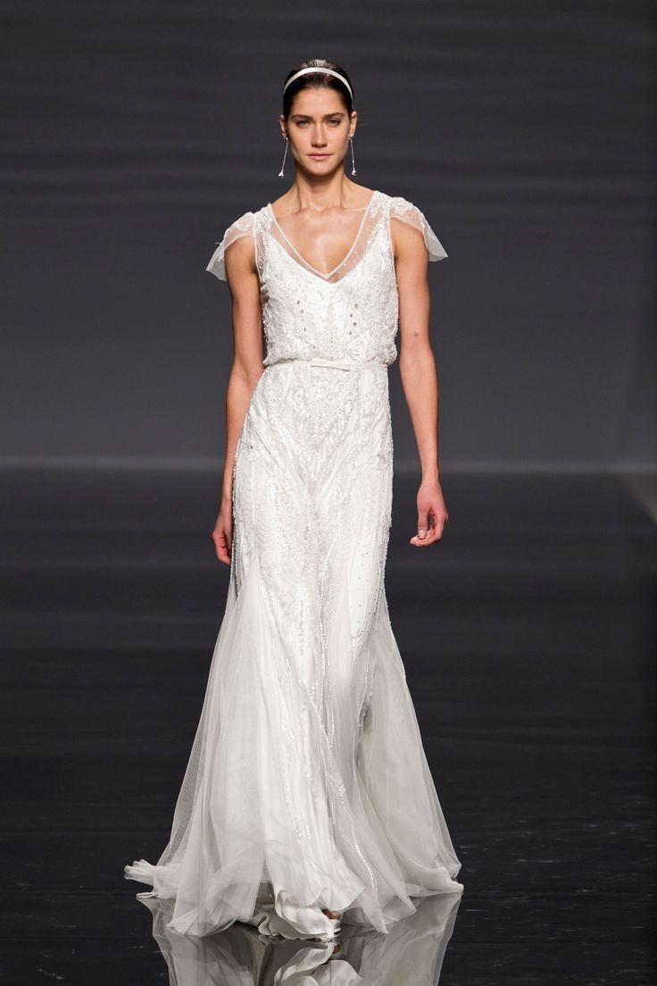 Suknie ślubne 2014: Rosa Clara, fot. Imaxtree