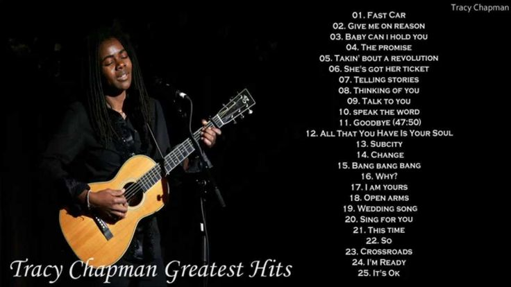 TRACY CHAPMAN: Greatest hits full album || Best of Tracy Chapman