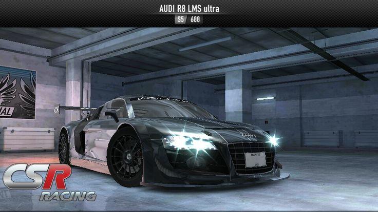 Audi R8 LMS Ultra CSR S5