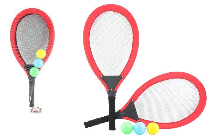 Набор теннисные ракетки с мячами