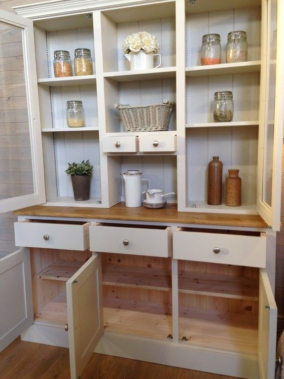 ... Welsh Dresser, Pine Welsh Dresser for Sale, Cream Welsh Dresser
