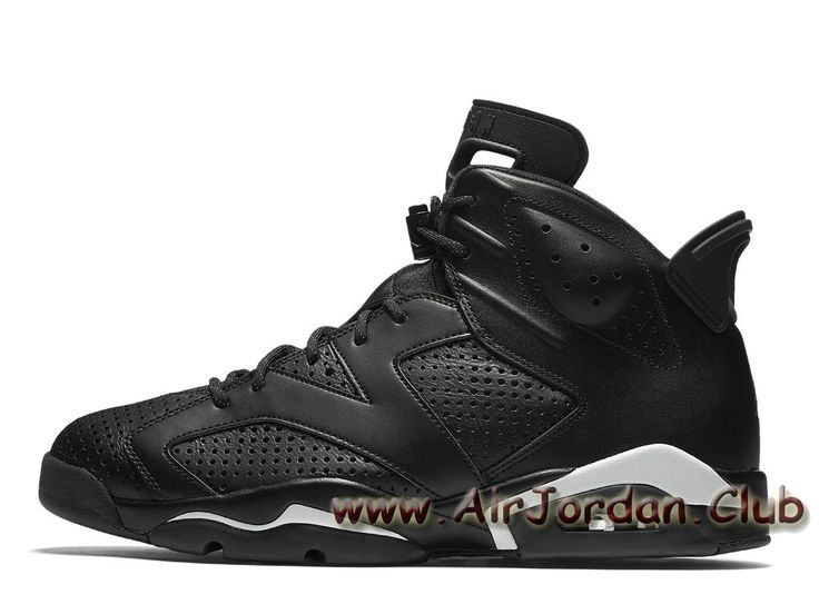 separation shoes 80a06 ce107 Black Air Jordan 6 Retro ´Black Cat´ 384664-020 Homme Jordan Release 2017  Pour NIKE AIR JORDAN JUMPMAN H SERIES ...