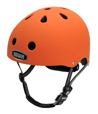 CAPACETE NUTCASE NTG2-3009M DUTCH ORANGE MAT
