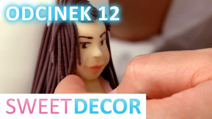 Modelowanie twarzy figurek 3D - ODCINEK 12