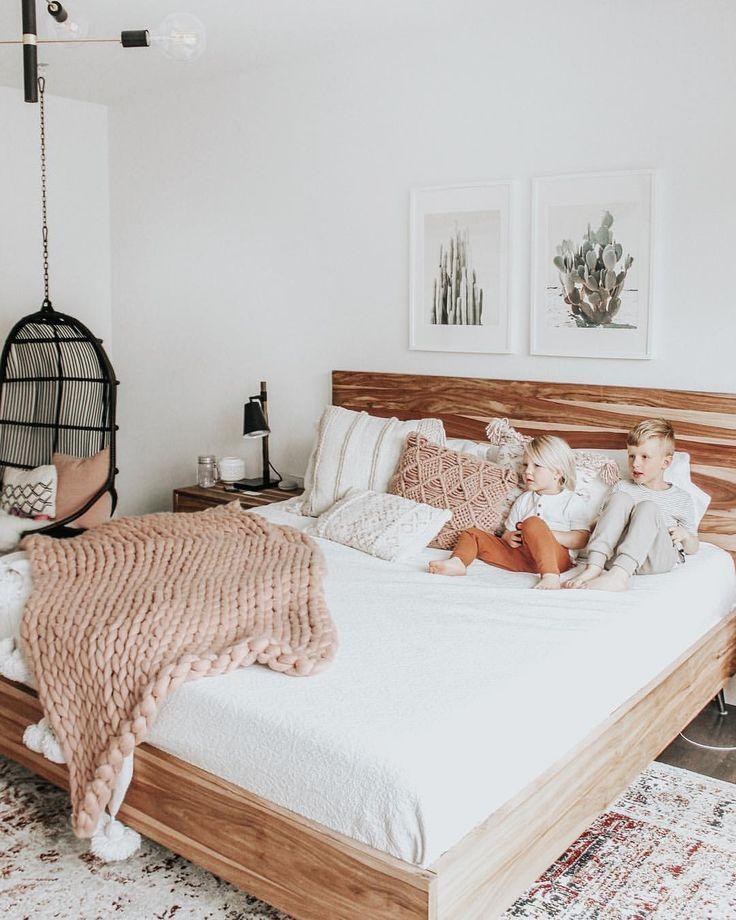Boho bedroom Amy Peters #peters #bedroom