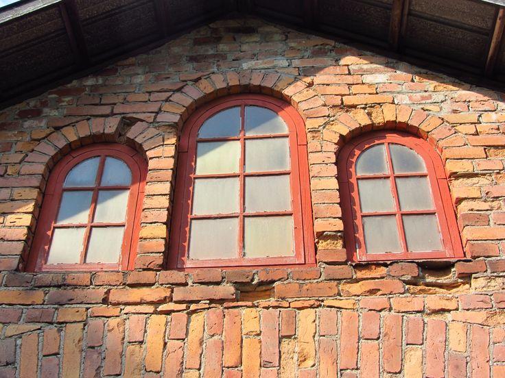 Tre fönster