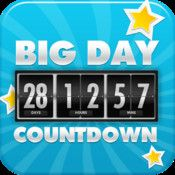 #countdown app for your vacation, baby, event, birthday, timer to till christmas, new years eve, clock days, pregnancy, due date, wedding, widget, holiday, halloween, disney, live countdown etc