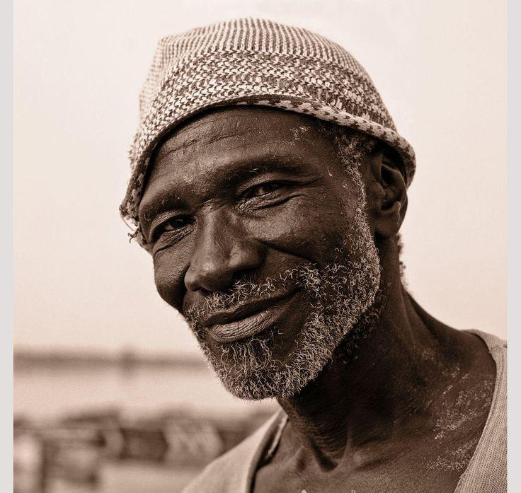 Photo visage homme africain, Senegal, voyageurs créateurs