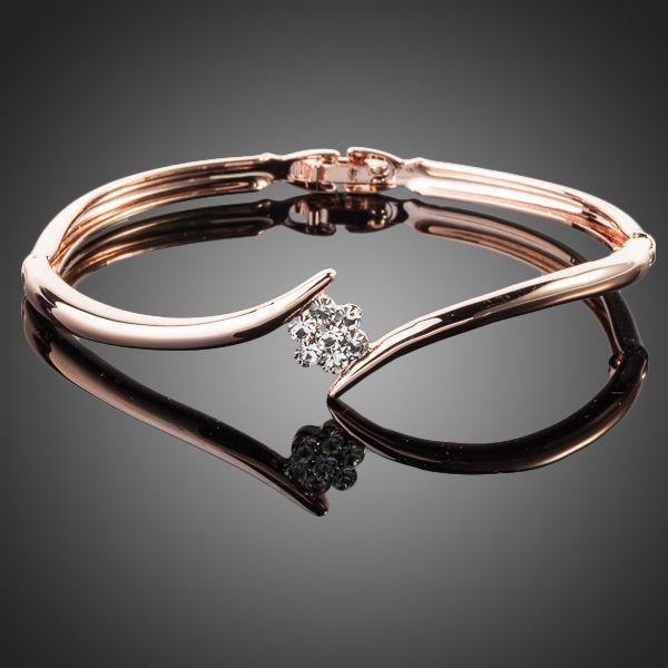 Elegant Crystal Bracelet