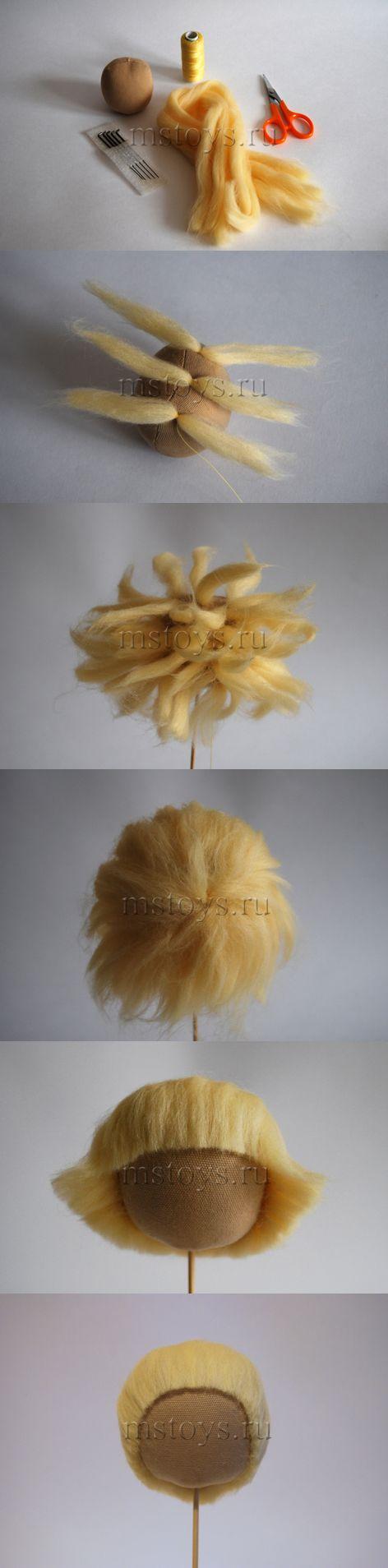 howto : hair