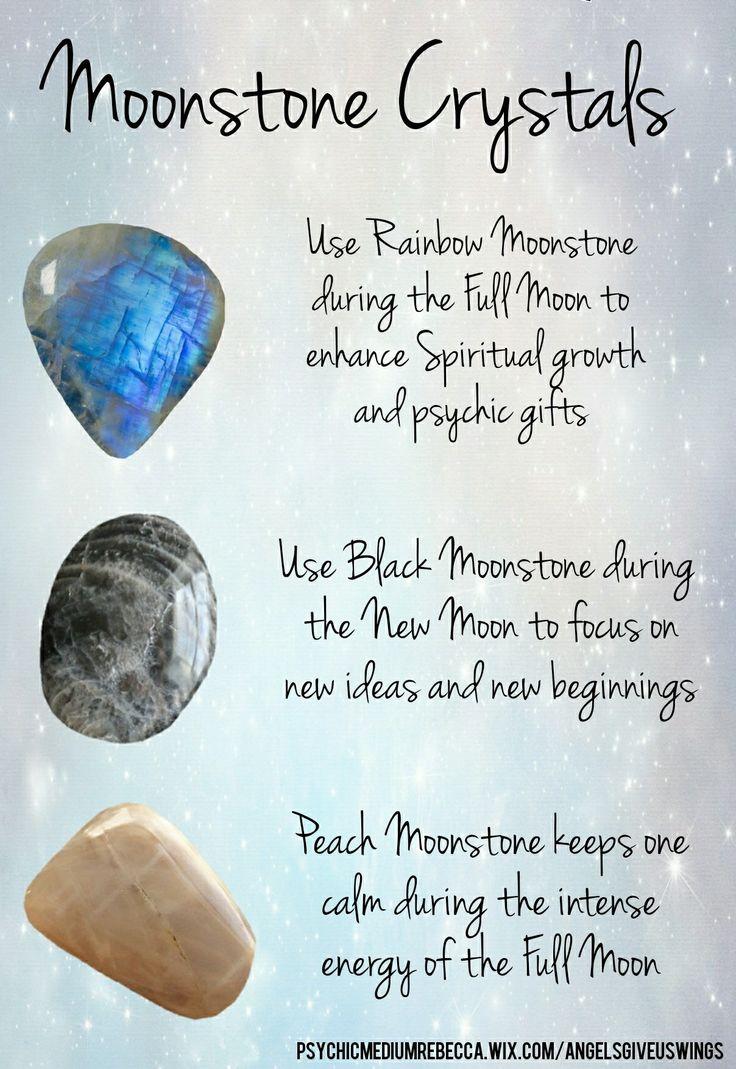 Moonstone crystal meanings
