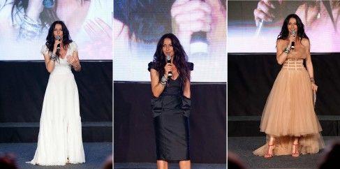 Rafinament, eleganță și un stil aparte. Uite cum poartă Mihaela Rădulescu rochiile diafane și jeanșii boyfriend!