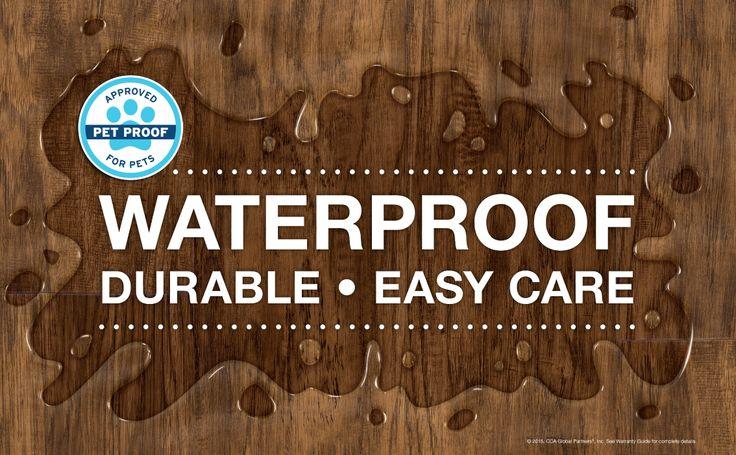 Tigressa H2o Luxury Plank And Carpet Waterproof Pet