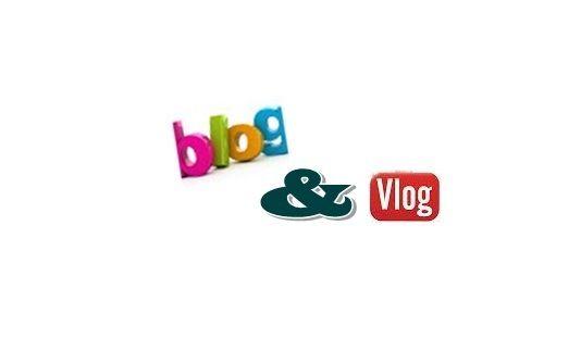 blog-&-vlog
